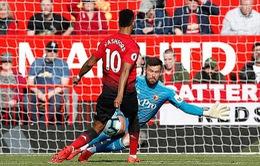 VIDEO Man Utd 2-1 Watford: Khác biệt ở sự hiệu quả