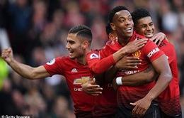Thắng nhọc Watford, Man Utd tái chiếm vị trí thứ 4 Ngoại hạng Anh