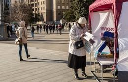 Hôm nay (31/3), hơn 30 triệu cử tri Ukraine đi bỏ phiếu bầu cử Tổng thống