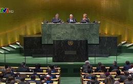 Việt Nam tham dự Hội nghị Bộ trưởng Quốc phòng Liên Hợp Quốc