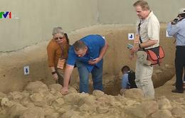 Di tích người tiền sử ở vùng đất An Khê