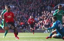 Sao Man Utd chê bai đội nhà, thừa nhận thắng nhờ may mắn
