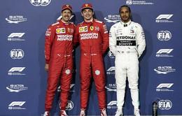 F1: Charles Leclerc giành pole tại Bahrain