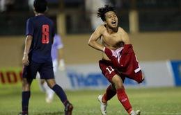 Người hùng của U19 tuyển chọn Việt Nam được gọi bổ sung lên ĐT U18 Việt Nam