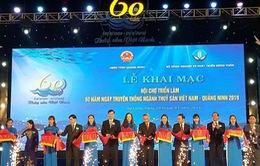 Hội chợ triển lãm 60 năm Ngày truyền thống ngành Thủy sản Việt Nam