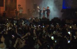 15.000 khán giả tại đêm nhạc tưởng nhớ nhạc sĩ Trịnh Công Sơn