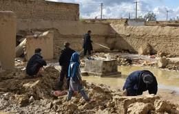 Lũ quét tại Afghanistan, 35 người thiệt mạng