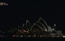Nhiều thành phố trên thế giới tắt đèn hưởng ứng Giờ Trái đất