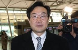 Đặc phái viên Hàn Quốc đến Mỹ