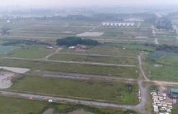 Nhiều dự án đô thị bỏ hoang tại huyện Mê Linh (Hà Nội)