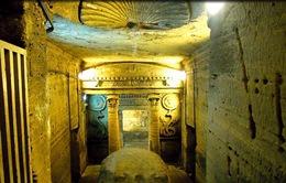 Ai Cập: Chống ngập cho khu hầm mộ hơn 2.000 năm tuổi