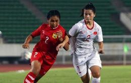 Vòng loại 2 giải U16 nữ châu Á 2019: U16 nữ Việt Nam giành trọn 3 điểm đầu tiên