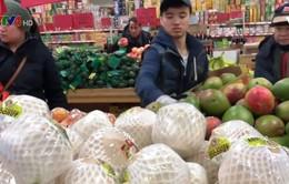 Trái cây Việt Nam phổ biến tại các siêu thị Canada