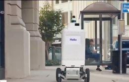 Fedex ra mắt robot giao hàng tự động