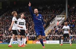 Mourinho chỉ ra điểm yếu lớn nhất của Higuain tại Chelsea
