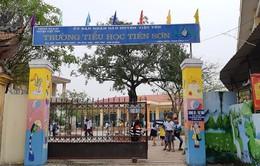 Sở GD&ĐT Bắc Giang nói gì về vụ thầy giáo dâm ô học sinh lớp 5?
