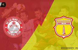 Thắng 2-0 Dược Nam Hà Nam Định, CLB TP Hồ Chí Minh toàn thắng trận thứ 3 liên tiếp!