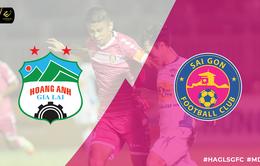 Thua 1-3 trước CLB Sài Gòn, Hoàng Anh Gia Lai thất bại 2 trận liên tiếp