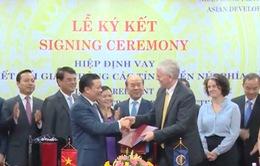 Bộ Tài chính ký vay gần 190 triệu USD của ADB
