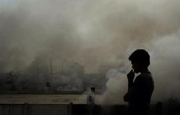 Ấn Độ là quốc gia có nhiều thành phố ô nhiễm nhất trên thế giới
