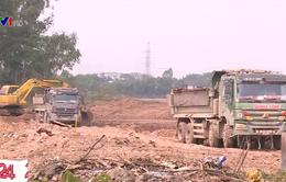 Người dân Hà Nội dỡ nhà, chặt cây làm đường đua F1