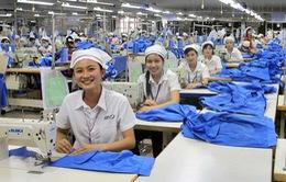 Nhiều doanh nghiệp dệt may đã có đủ đơn hàng sản xuất cho 6 tháng
