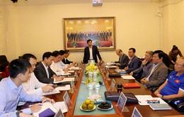 Bộ trưởng Nguyễn Ngọc Thiện: Bóng đá Việt Nam 2019 có 3 mục tiêu lớn cần giành thắng lợi