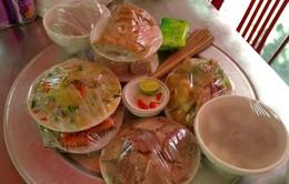 Hà Nội: Kiểm soát an toàn thực phẩm tại bữa cỗ tập trung đông người