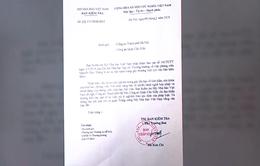 Hội Nhà báo yêu cầu xử lý nghiêm vụ hành hung phóng viên