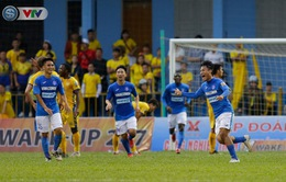 Than Quảng Ninh 2-1 Sanna Khánh Hoà BVN: Youssouf Toure nhận thẻ đỏ, Than Quảng Ninh ngược dòng ngoạn mục!