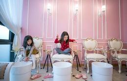 Quan ngại việc để trẻ mẫu giáo trang điểm khi đi học tại Hàn Quốc
