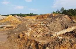 Vẫn chưa thể đóng cửa mỏ vàng Bồng Miêu