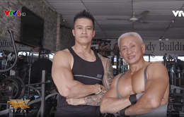 Cụ ông 62 tuổi sở hữu thân hình cường tráng khiến không ít thanh niên ao ước