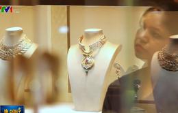 Ấn Độ đặt mục tiêu xuất khẩu 75 tỷ USD đá quý, trang sức