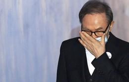 Cựu Tổng thống Hàn Quốc Lee Myung-bak được ra tù