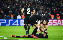 Sao PSG vẫn ấm ức về thất bại trước Man Utd tại Champions League