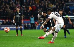 """Vì sao Rashford là người thực hiện quả penalty """"kết liễu"""" PSG?"""