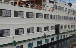 Ai Cập đưa vào hoạt động tàu bệnh viện đầu tiên ở Trung Đông