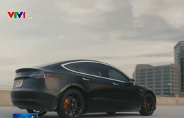 Cảng biển Trung Quốc chặn đứng 5.000 xe Tesla Model 3
