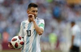 Danh sách triệu tập đội hình ĐT Argentina: Messi trở lại!