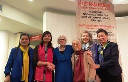 Nữ luật sư Mỹ gìn giữ hàng trăm hiện vật về phụ nữ Việt Nam