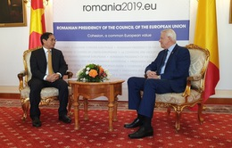 Việt Nam mong muốn Romania thúc đẩy hợp tác giữa Việt Nam và EU