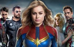 After credits của Captain Marvel hé lộ bí mật Avengers: Endgame khiến fan phải phấn khích