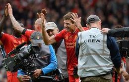 Steven Gerrard vẫn chưa hết tiếc nuối vì không vô địch ngoại hạng Anh