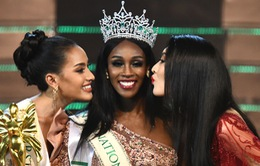 Đại diện da màu Mỹ giành vương miện Hoa hậu chuyển giới quốc tế 2019