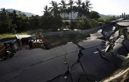 Động đất mạnh 6,2 độ richter tại Ecuador