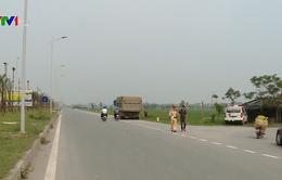 Hà Nội: Mất an toàn trên tuyến đường trục phía Nam Hà Tây cũ