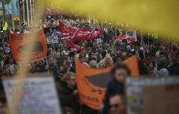 Bỉ bắt giữ 70 người biểu tình chống biến đổi khí hậu