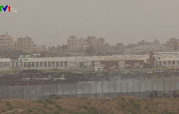 Israel mở lại cửa khẩu với Dải Gaza