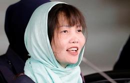 Gia đình Đoàn Thị Hương vui mừng vì bản án mới